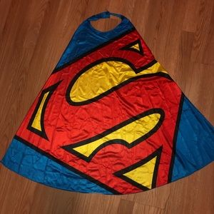 Superman Costume Cape